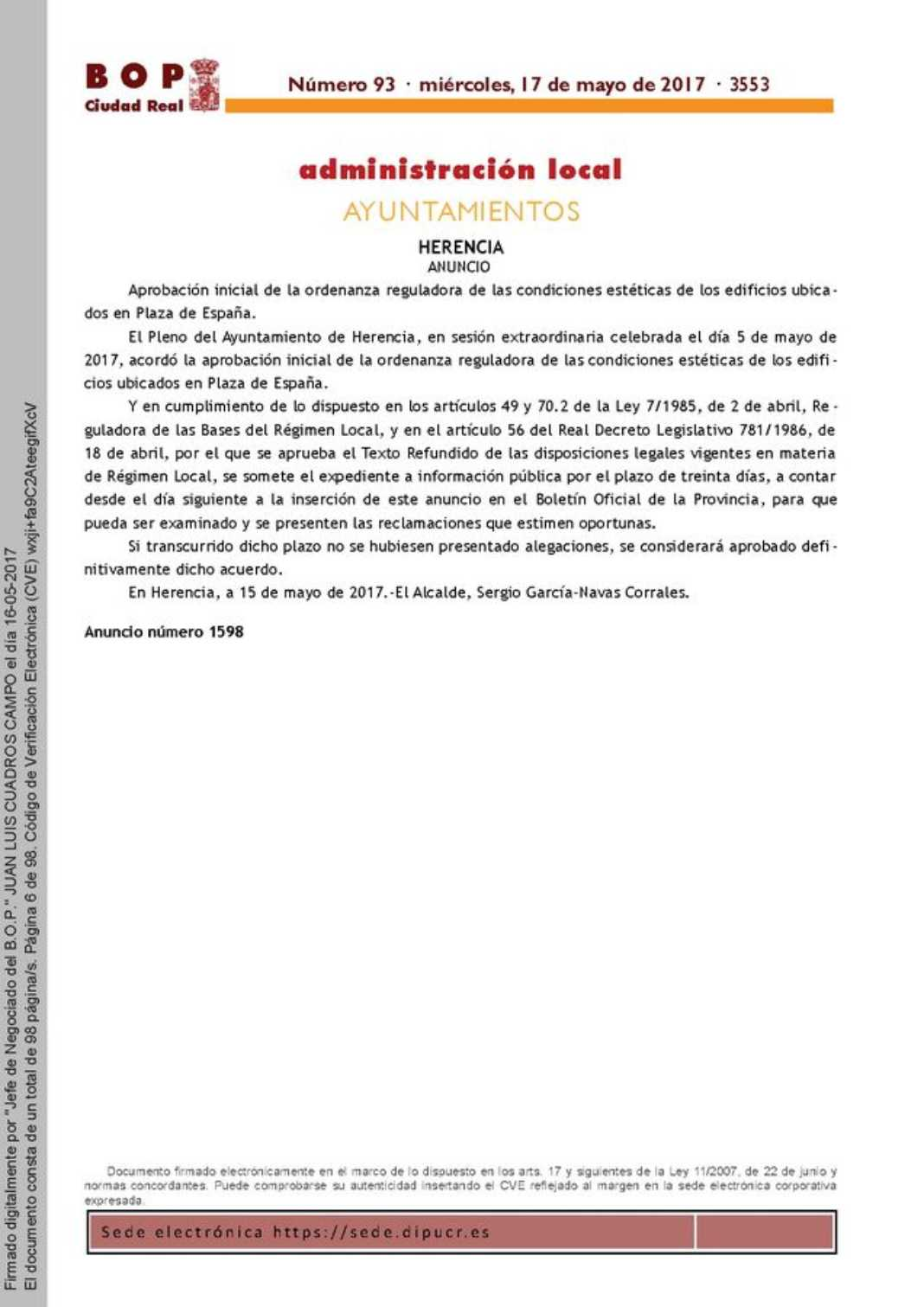 condiciones estéticas edificios Plaza de España. 1068x1511 - Condiciones estéticas de los edificios ubicados en la Plaza de España