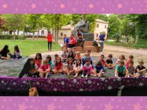 cuentacuentos bilinge 1 1024 300x225 - Cuentos en inglés en el Parque de la mano del Hermógenes Rodriguez