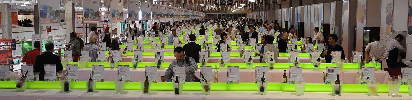 galeria del vino - Víctor Martín y Jaime Carrero estarán presentes en Fenavin.
