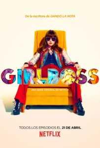 Yolanda Portillo pone voz a Annie en la serie Girlboss de Netflix 1