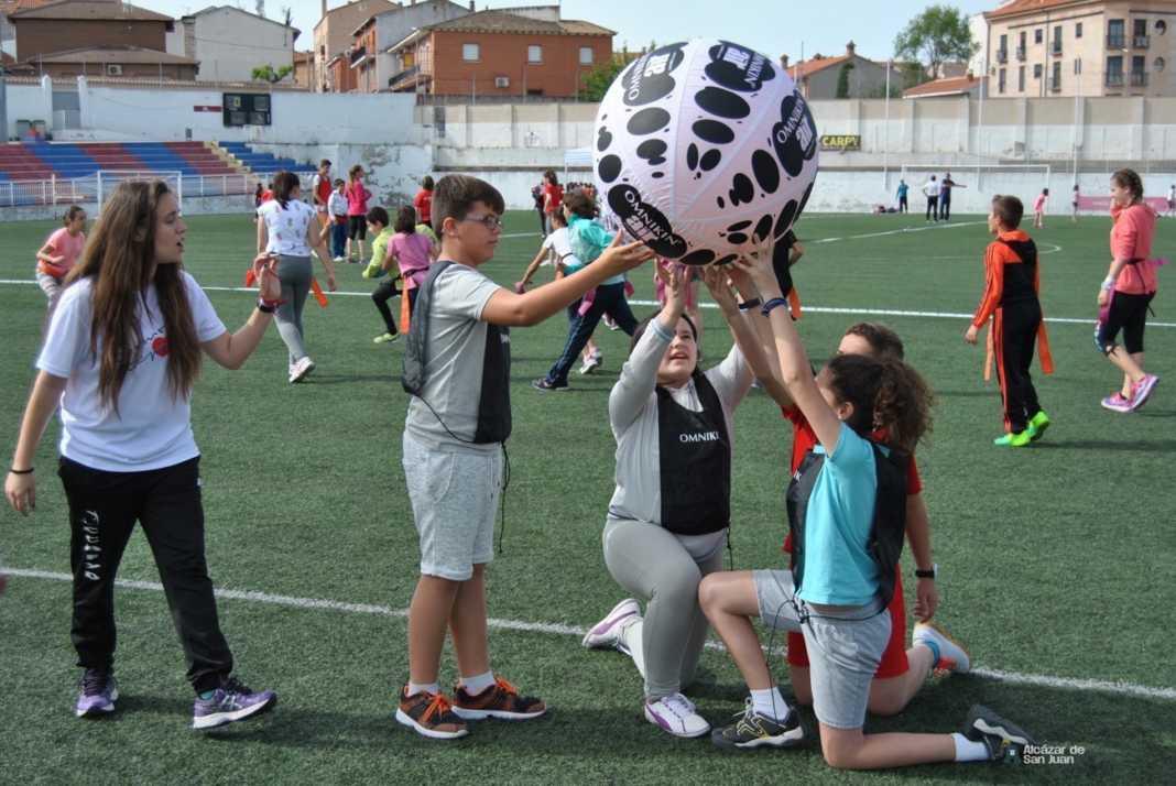 """Más de 17.000 escolares participarán este curso en las jornadas de iniciación deportiva """"Somos Deporte 3-18"""" 4"""