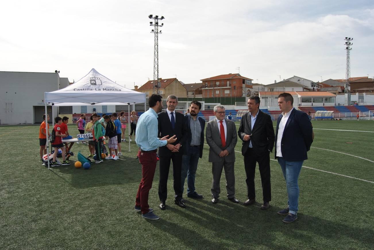 """Más de 17.000 escolares participarán este curso en las jornadas de iniciación deportiva """"Somos Deporte 3-18"""" 3"""
