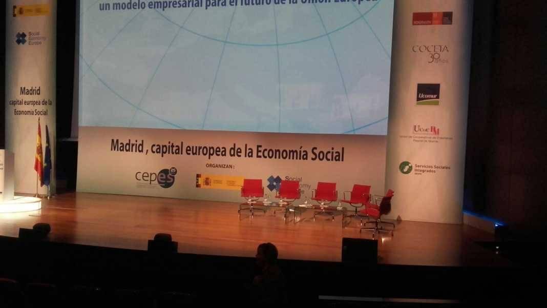 madrid capital europea economia social 1068x601 - El herenciano Juan Ramón Tajuelo en la Conferencia Europea de Economía Social representando a Uctacam