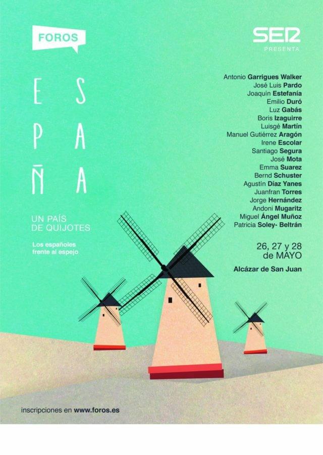 "mas que foros en alcazar 640x901 - Herencia participa en la promoción de ""España, País de Quijotes"" en Alcázar de San Juan"