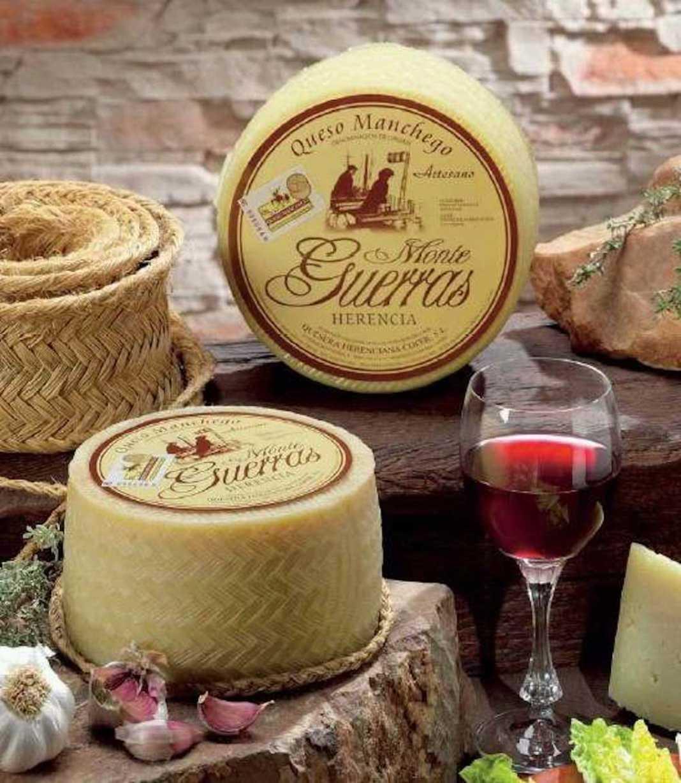 Nuevo reconocimiento para uno de los quesos de la Quesería Cofer (Herencia - Ciudad Real) 2