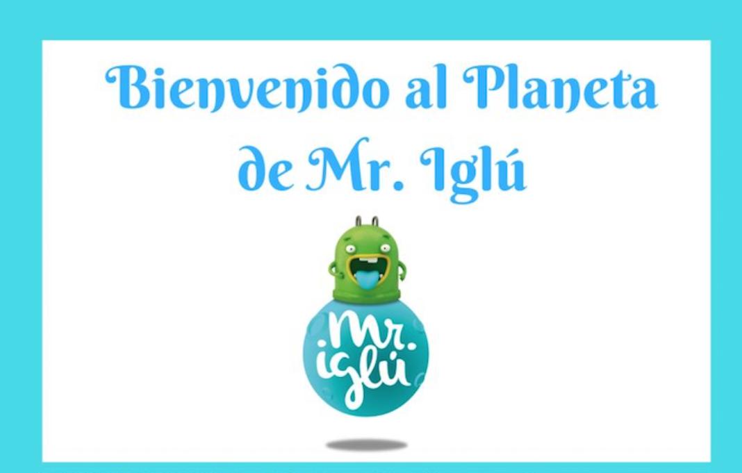 Aprendiendo a reciclar gracias a Mr. Iglú en Herencia 4
