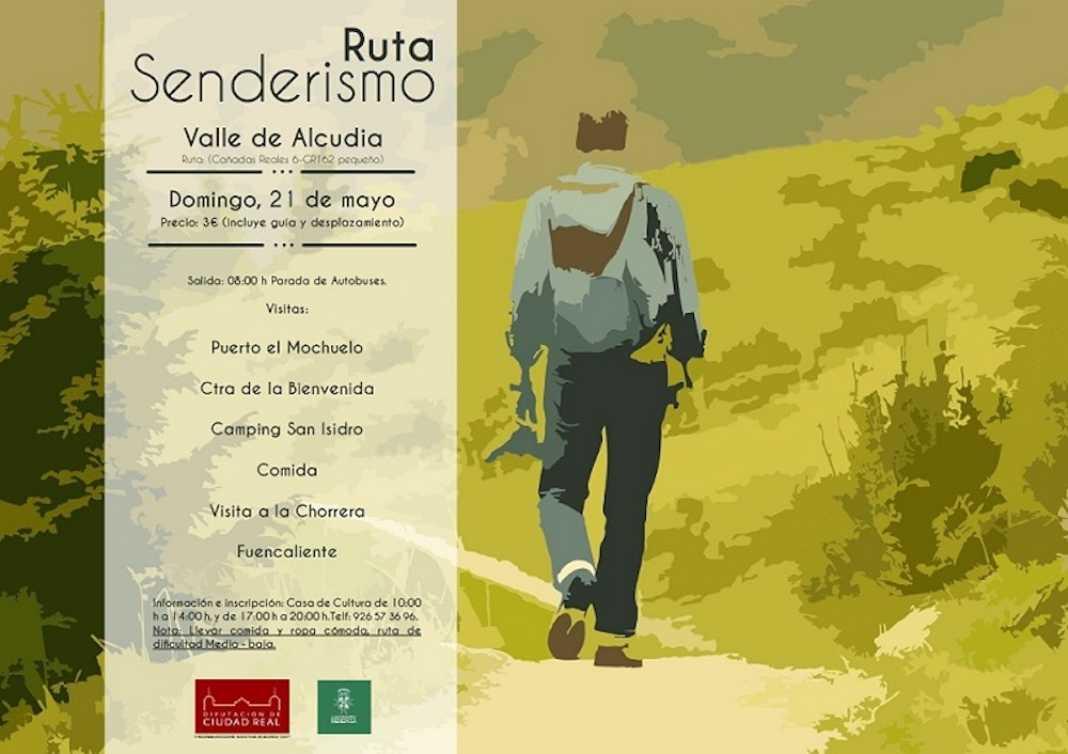 El 21 de mayo Ruta de Senderismo por el Valle de Alcudia 4