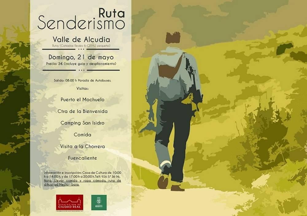 ruta senderismo valle alcudia - El 21 de mayo Ruta de Senderismo por el Valle de Alcudia