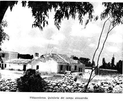 villacentenos - Hace 50 años: Anuario Comercial Manchego
