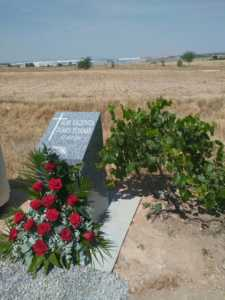 ESCALANDO LA SUBIDA A LA CUMBRE (martirio de Sor Vicenta Ibars en Herencia) 4