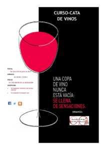 Nuevo curso de Cata de Vinos organizado por la Asoc. Amigos del Vino de Herencia 1