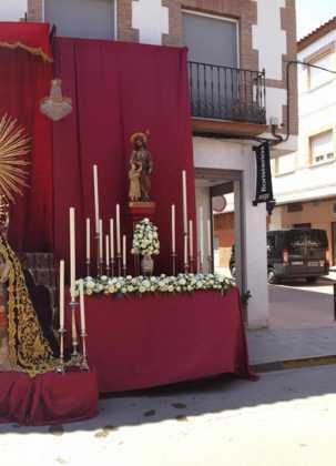 Herencia preparada para la celebración del Corpus Christi 14