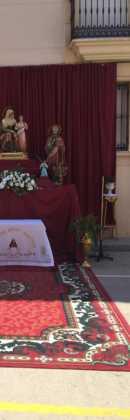 Herencia preparada para la celebración del Corpus Christi 10