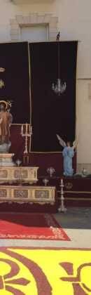 Herencia preparada para la celebración del Corpus Christi 7