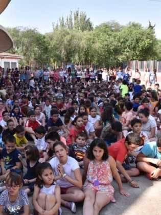 Entregada la distinción de Ecoescuela al CEIP Carrasco Alcalde 8