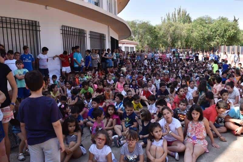 Entregada la distinción de Ecoescuela al CEIP Carrasco Alcalde 2