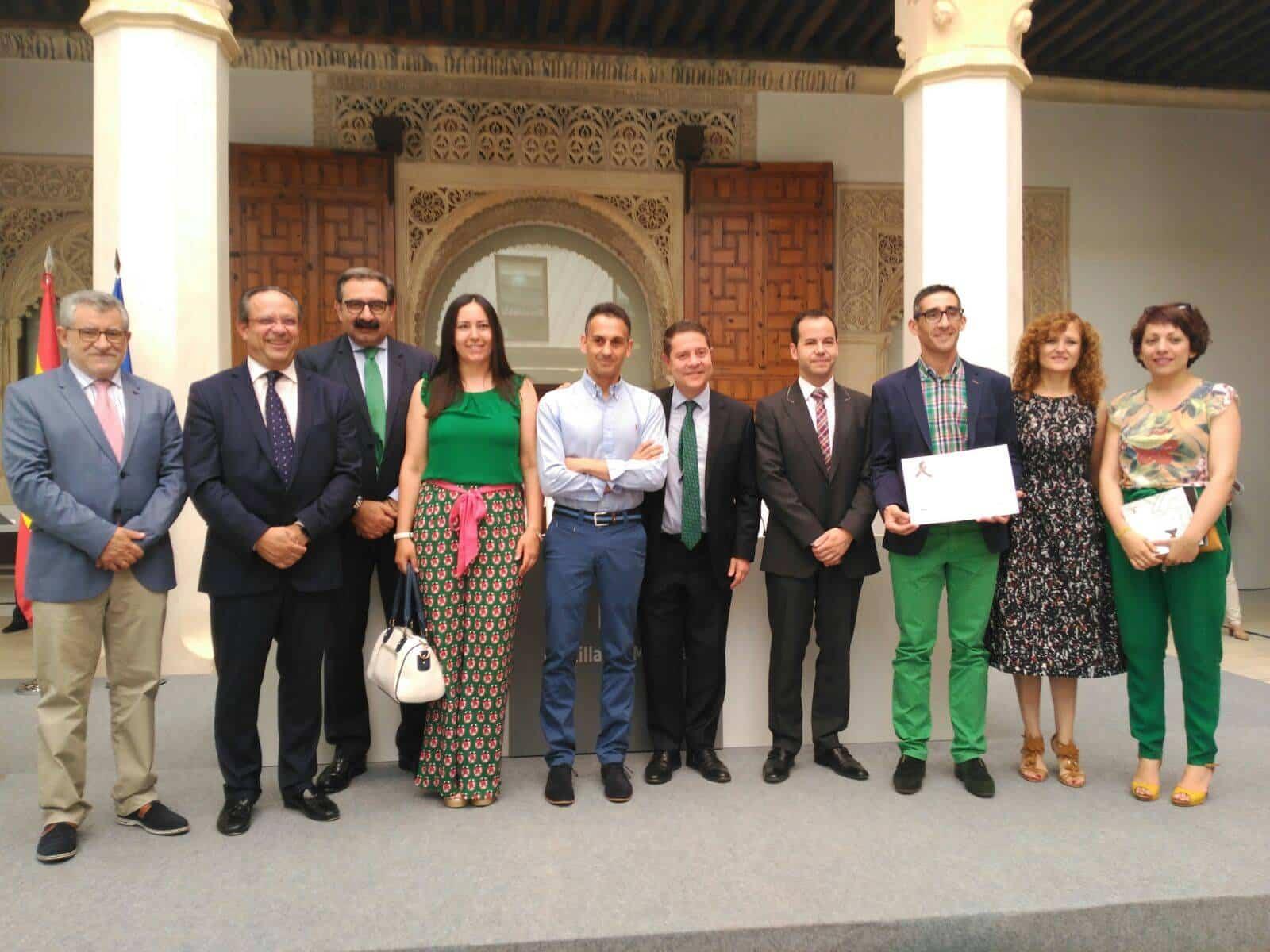 CEIP Carrasco Alcalde Premios Excelencia4 - El CEIP Carrasco Alcalde en la gala de los VI premios de Excelencia y calidad en la prestación de servicios públicos