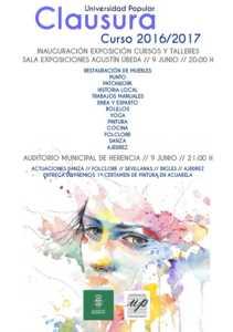 Herencia celebra este viernes la clausura del curso de la Universidad Popular 1