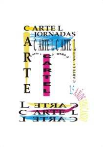 Cartel de carteles 211x300 - Se inaugura la exposición Catel en el I.E.S. Hermógenes Rodríguez.