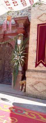 Herencia preparada para la celebración del Corpus Christi 29