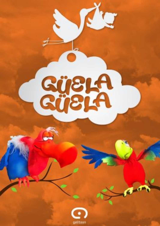 Galitoon 1068x1507 - El teatro infantil Güela, Güela con el que disfrutarán este viernes los niños y niñas del municipio