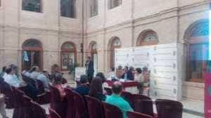 Herencia presenta su Plan Operativo de Dinamización Empresarial 2