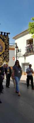 Herencia presente el el IV Encuentro Regional de Hermandades de Jesús de Medinaceli 4