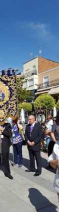 Herencia presente el el IV Encuentro Regional de Hermandades de Jesús de Medinaceli 5
