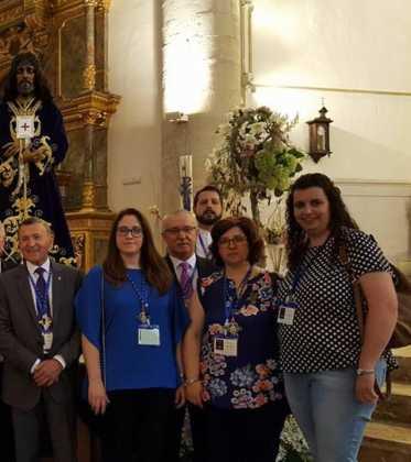 Herencia presente el el IV Encuentro Regional de Hermandades de Jesús de Medinaceli 7