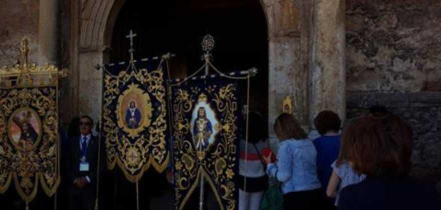 Herencia presente el el IV Encuentro Regional de Hermandades de Jesús de Medinaceli 8