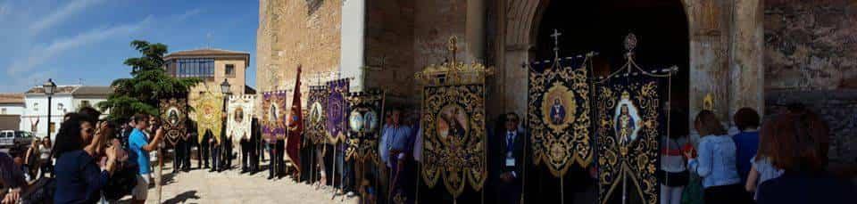 Herencia presente el el IV Encuentro Regional de Hermandades de Jesús de Medinaceli 3