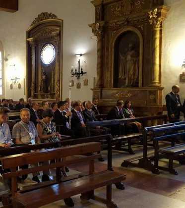 IV Encuentro Regional de Hermandades de Jesus de Medinaceli9 373x420 - Herencia presente el el IV Encuentro Regional de Hermandades de Jesús de Medinaceli