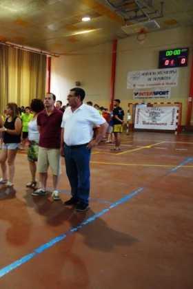 Brillante fin de semana de balonmano en Herencia 6