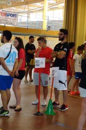 Brillante fin de semana de balonmano en Herencia 7