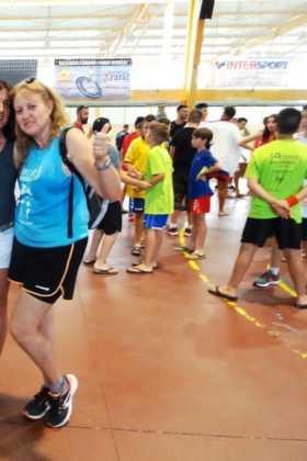 Brillante fin de semana de balonmano en Herencia 9