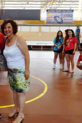 Brillante fin de semana de balonmano en Herencia 12