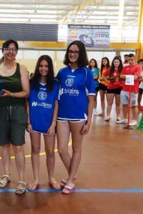 Brillante fin de semana de balonmano en Herencia 13