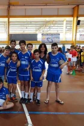 Brillante fin de semana de balonmano en Herencia 14