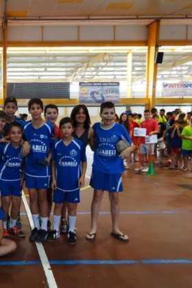 Brillante fin de semana de balonmano en Herencia 15