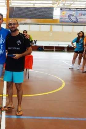 Brillante fin de semana de balonmano en Herencia 16
