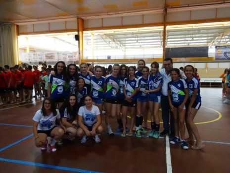 IX Quijote Handball Herencia 2017 balonmano16 465x349 - Brillante fin de semana de balonmano en Herencia