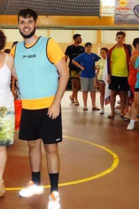 Brillante fin de semana de balonmano en Herencia 20