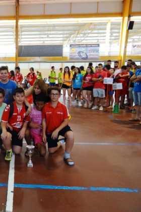 Brillante fin de semana de balonmano en Herencia 24