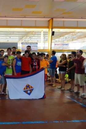 Brillante fin de semana de balonmano en Herencia 27