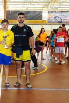 Brillante fin de semana de balonmano en Herencia 30