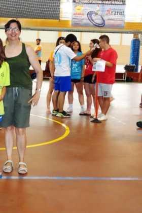 Brillante fin de semana de balonmano en Herencia 35