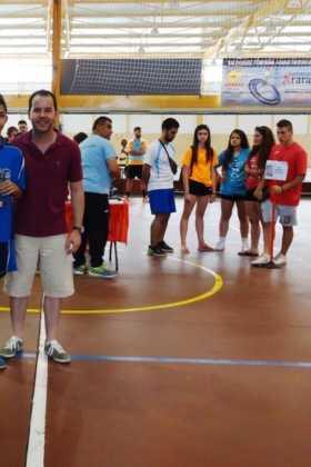 Brillante fin de semana de balonmano en Herencia 36