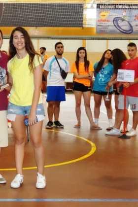 Brillante fin de semana de balonmano en Herencia 39