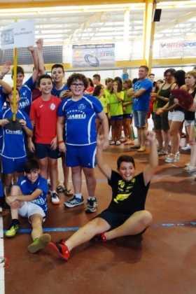 Brillante fin de semana de balonmano en Herencia 40
