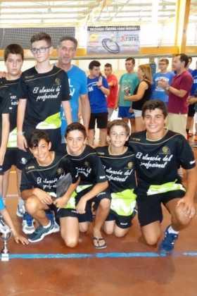 Brillante fin de semana de balonmano en Herencia 45